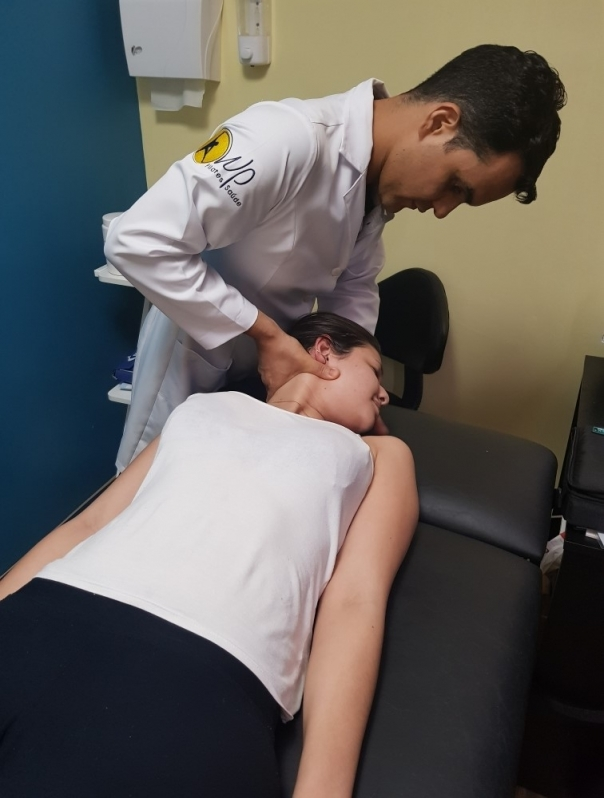 Tratamento de Osteopatia para Coluna Vertebral Perdizes - Tratamento de Escoliose com Osteopatia